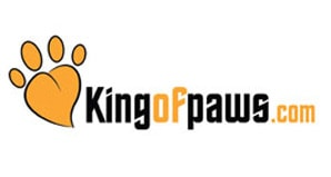 KingofPaws.com Logo
